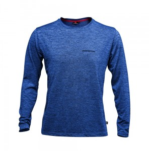 QUICK-DRY UVF50+ TECH T-SHIRT LS